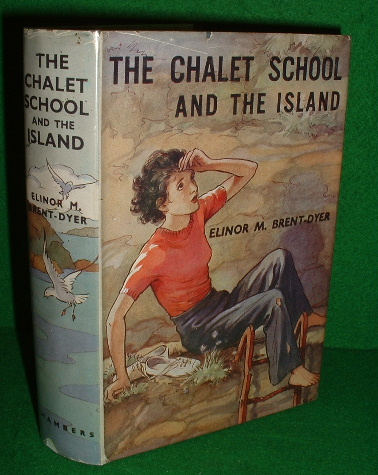 Image for THE CHALET SCHOOL and the ISLAND