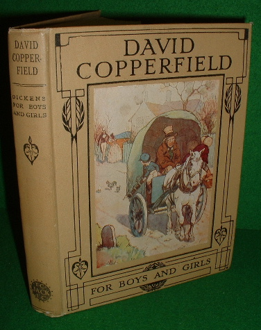 Image for DAVID COPPERFIELD Retold for Children