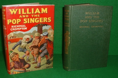 Image for WILLIAM and the THE POP SINGERS