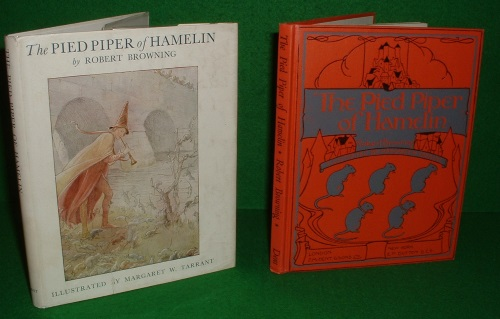 Image for THE PIED PIPER OF HAMELIN   A CHILD'S STORY