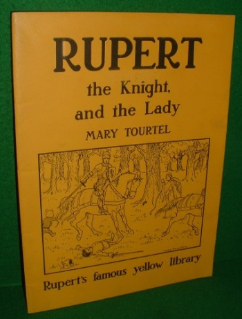 Image for RUPERT THE KNIGHT AND THE LADY , Rupert's Yellow Library Series