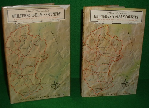 Image for CHILTERNS TO BLACK COUNTRY About Britain Series No 5