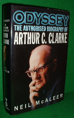 Image for ODYSSEY  The Authorised Biography of Arthur C Clarke CBE