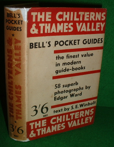Image for THE CHILTERNS AND THE THAMES VALLEY from Iffey to Staines BELL'S POCKET GUIDES