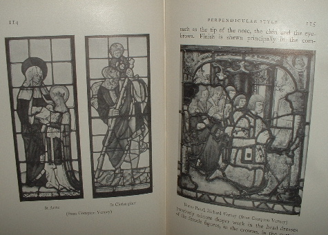Image for ANCIENT STAINED and PAINTED GLASS Revised & Enlarged 2nd Edition