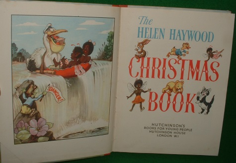 Image for THE HELEN HAYWOOD CHRISTMAS BOOK