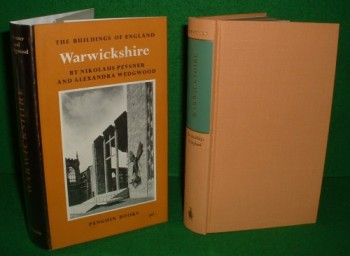 Image for THE BUILDINGS OF ENGLAND WARWICKSHIRE