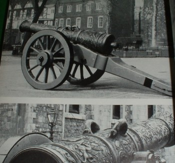 Image for THE ARMOURIES OF THE TOWER OF LONDON (THE ORDNANCE)