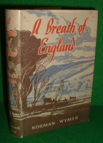 Image for A BREATH OF ENGLAND  The Southern Shires