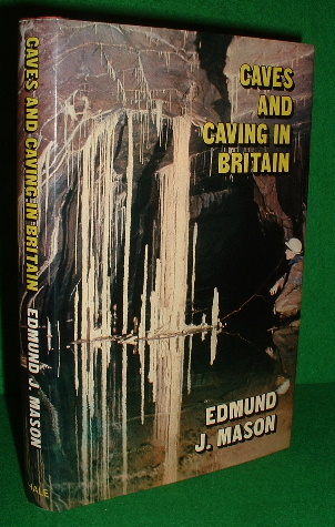 Image for CAVES AND CAVING IN BRITAIN