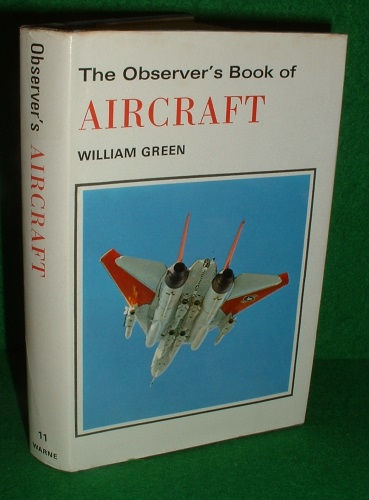 Image for THE OBSERVER'S BOOK OF AIRCRAFT No 11 [ 1974 Edition ]