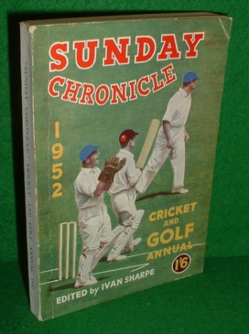 Image for SUNDAY CHRONICAL CRICKET AND GOLF ANNUAL 1952