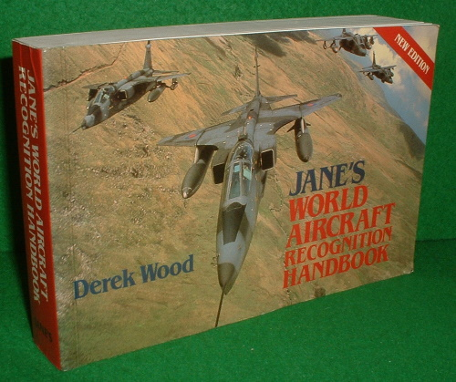 Image for JANE'S WORLD AIRCRAFT RECOGNITION HANDBOOK New Edition Completely Updated