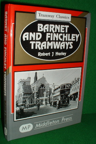 Image for BARNET AND FINCHLEY TRAMWAYS